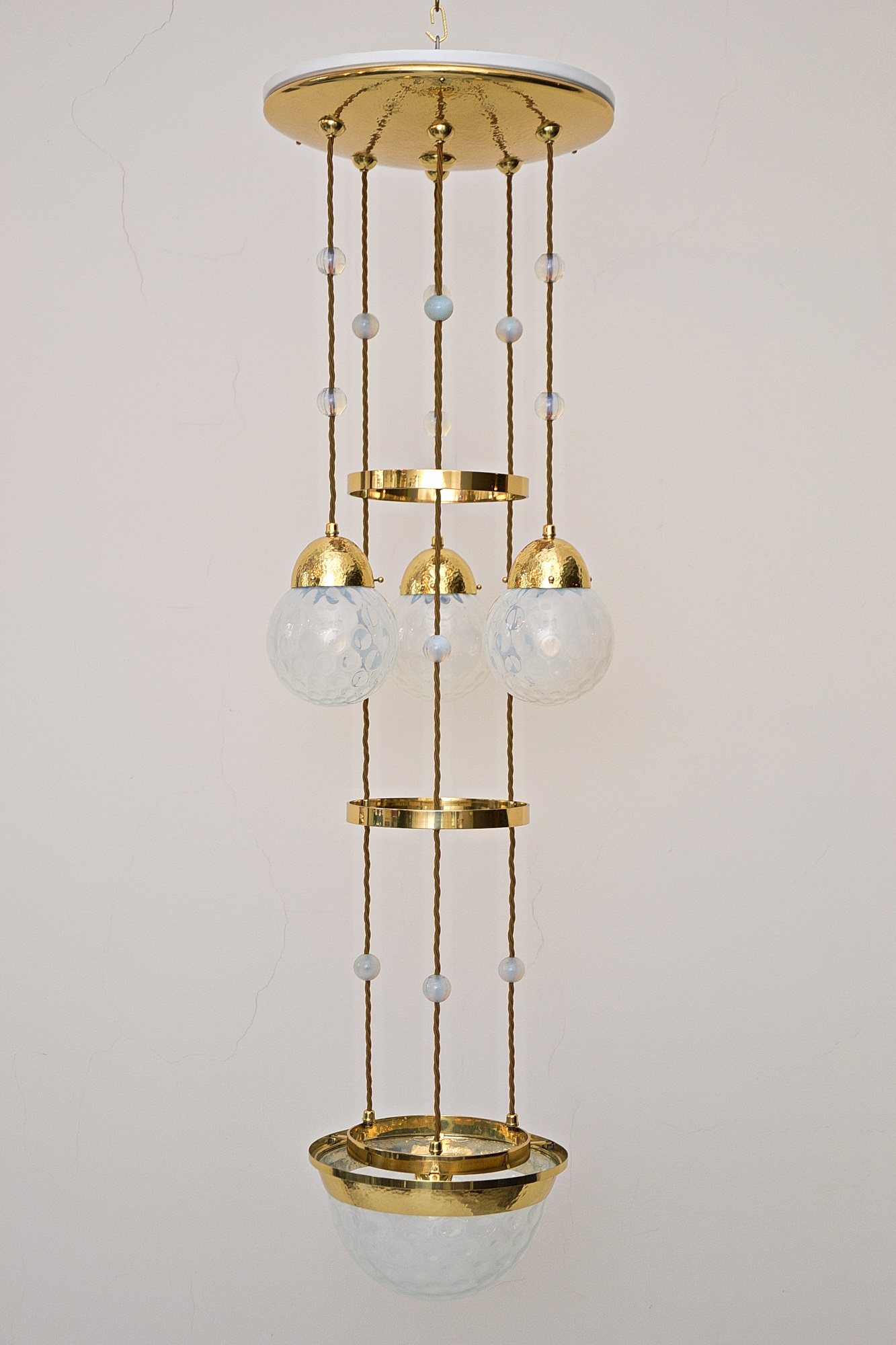 Bakalowits for Jugendstil lampen